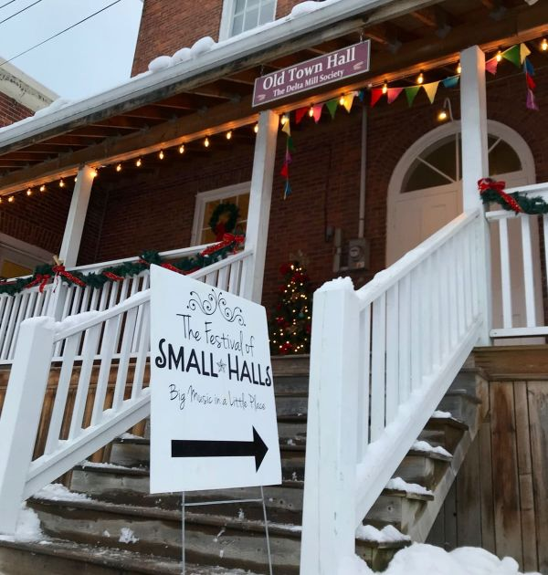 Delta Festval of Small Halls