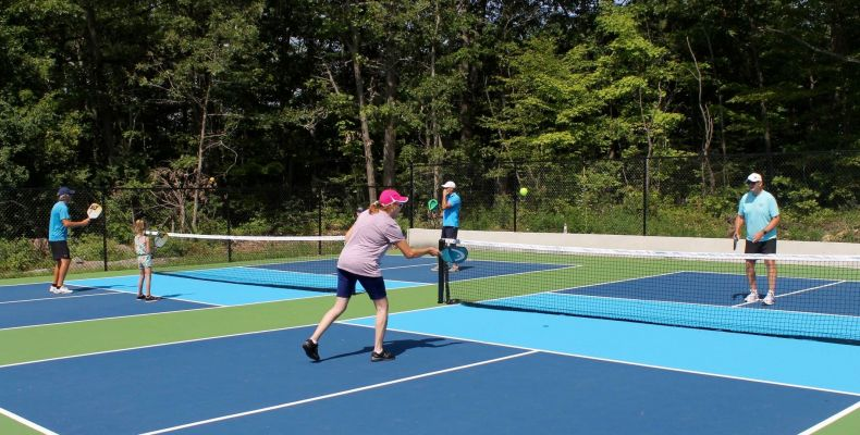 Pickleball Newboro Lorne Park